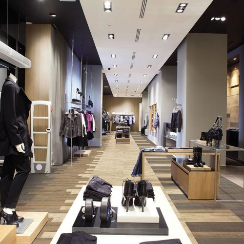 Commercial Retail Flooring Dynes Flooring Contractors